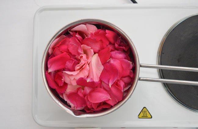 روش تهیه گلاب خانگی
